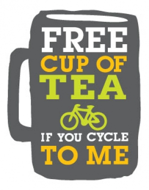 "Extending the ""Free Cup of Tea"" initiative"