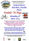 Pedals 'n Pigs 2015
